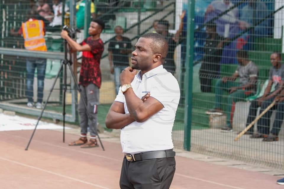 Ilechukwu happy with MFM victory over Rangers