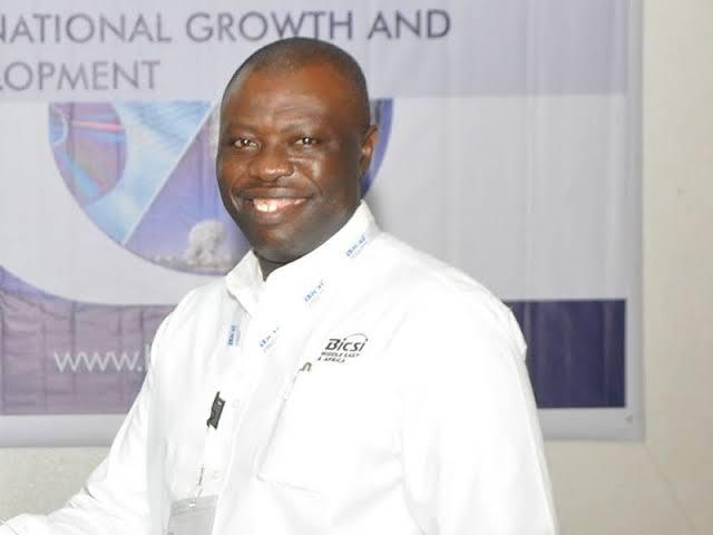 NSF President Oyerinde hoping for a better 2019