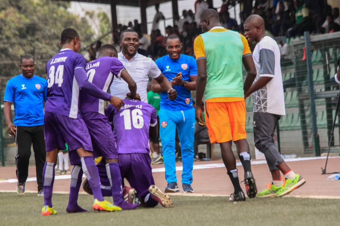 Ilechukwu lauds MFM stars after southwest derby triumph