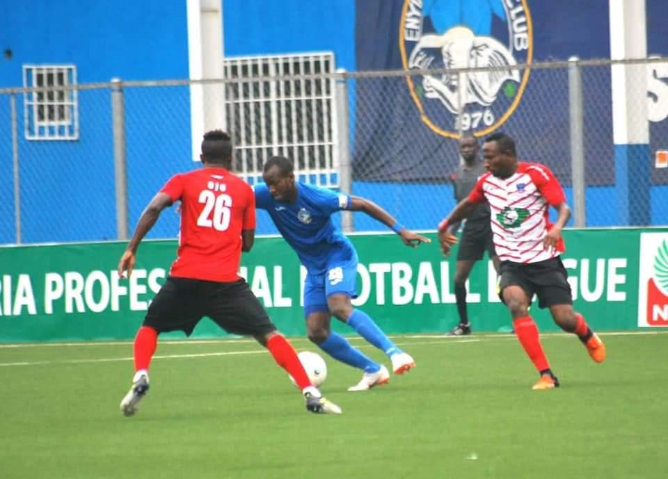 Lobi Stars send signals on readiness to keep title – Mbah