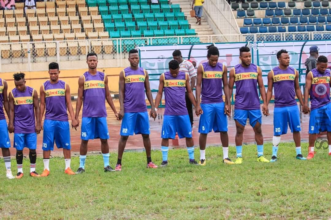 Remo Stars hold Niger Tornadoes to a draw at Bako Kontagora Stadium