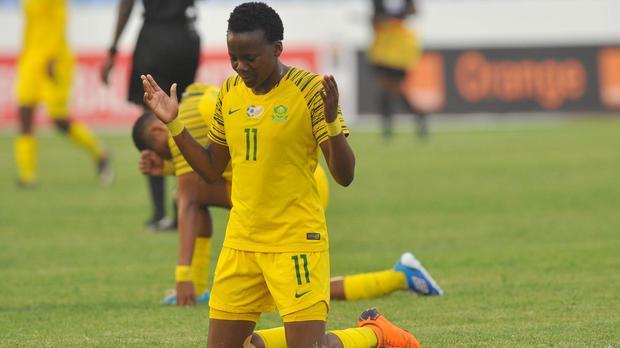 Thembi Kgatlana's match-winner against Falcons nominated for Goal of 2018