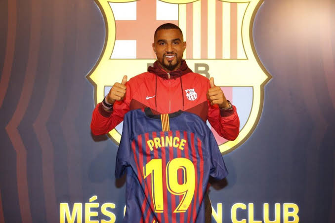 3 things Barcelona considered before signing Kevin Prince Boateng has been revealed