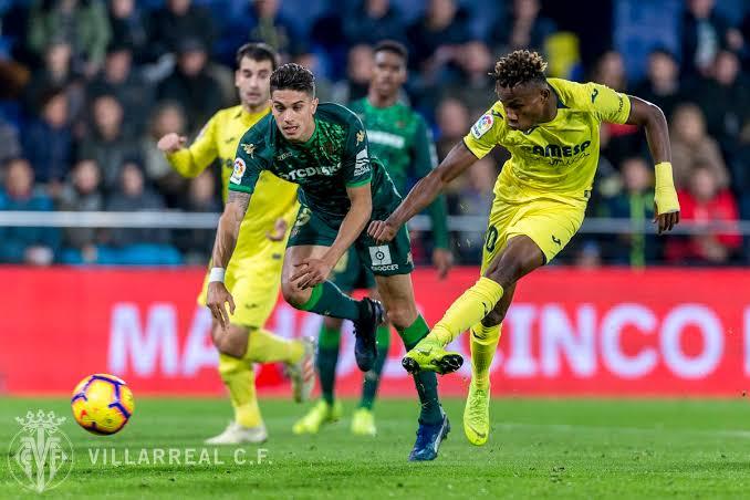 IK Uche urges Chukwueze to stay at Villarreal