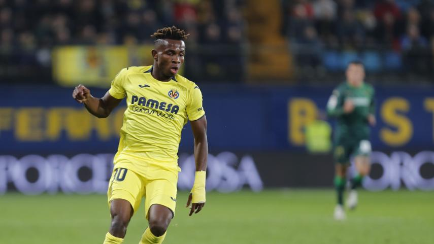 Chukwueze bags 5th goal of the season as Villarreal bow out of Copa del rey