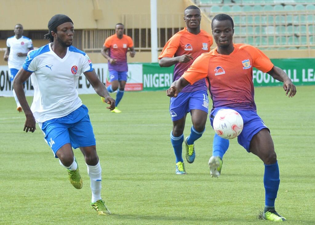 Otegbeye to drag Sunshine Stars to LMC over sign on fee