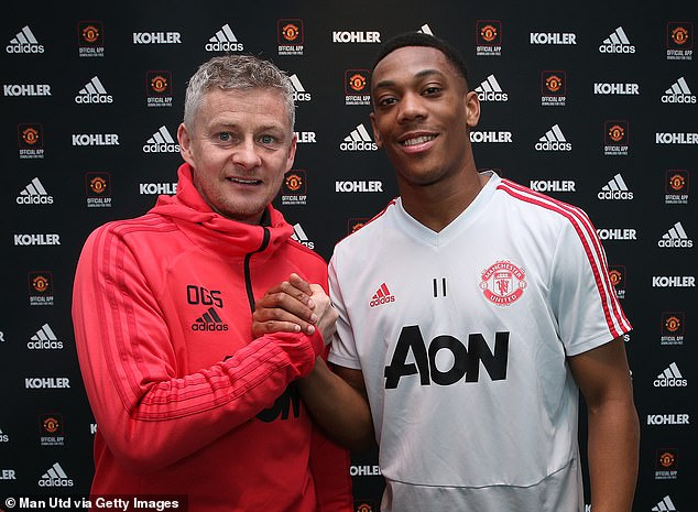Anthony Martial signs long-term contract extension with Manchester United