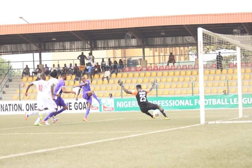 Kabir Adeniji effort gives MFM 1-0 win over Rangers