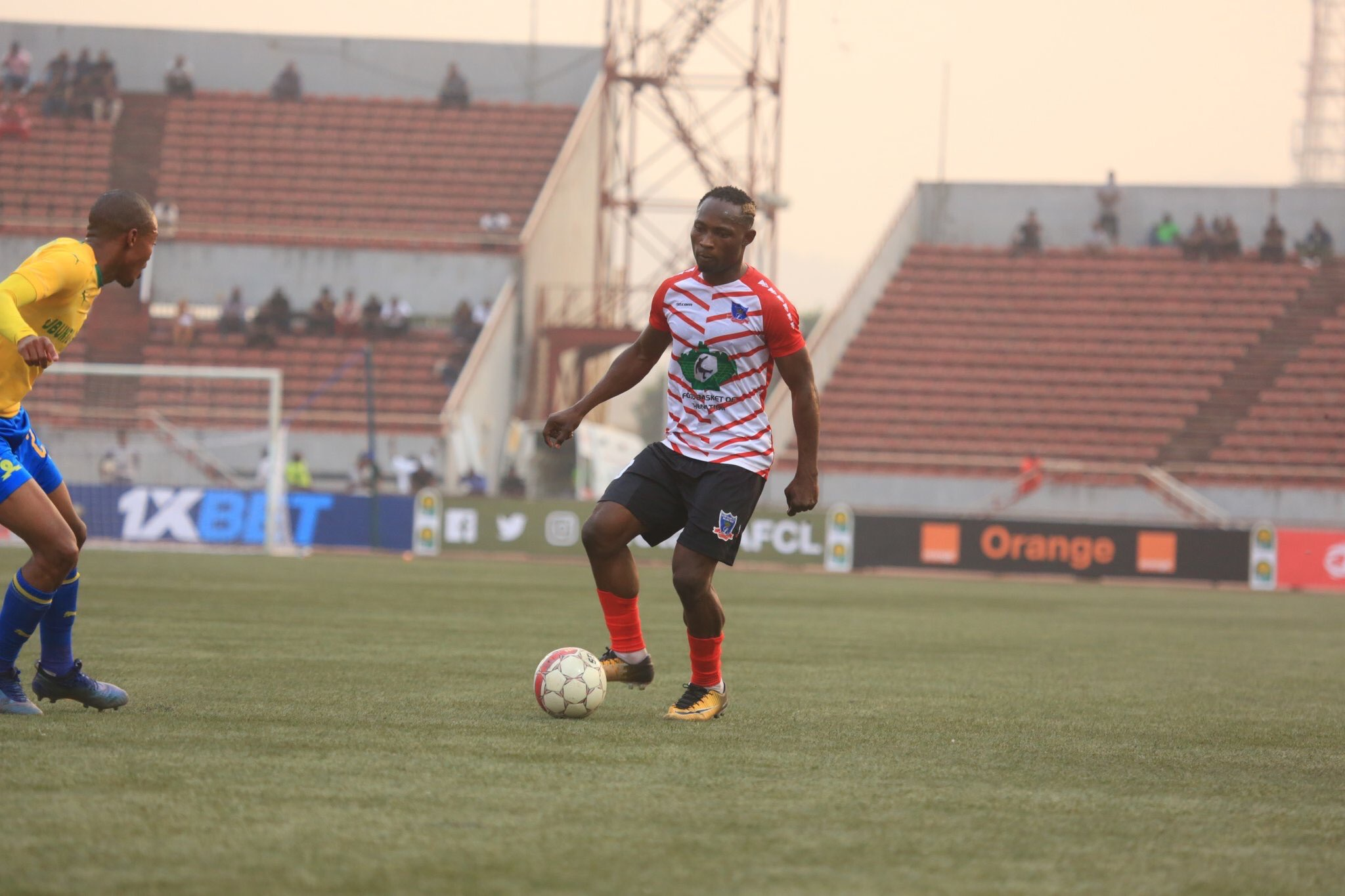 CAFCL: Lobi Stars off to a winning start after beating Mamelodi Sundowns 2-1