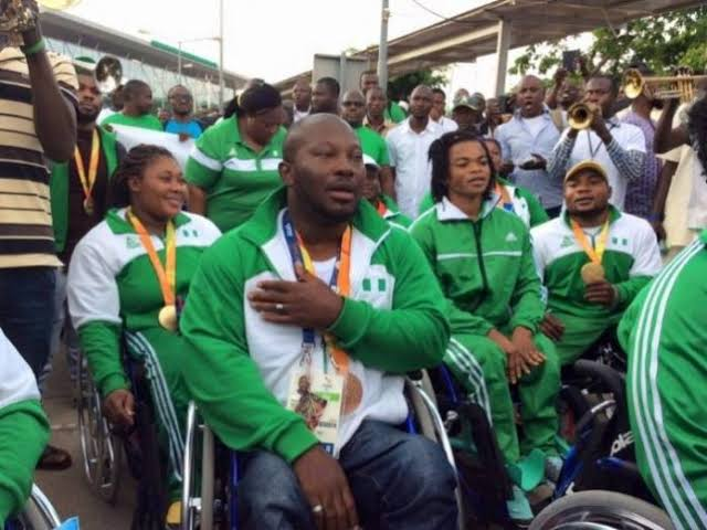 NPPF lists 53 athletes for camping in Lagos