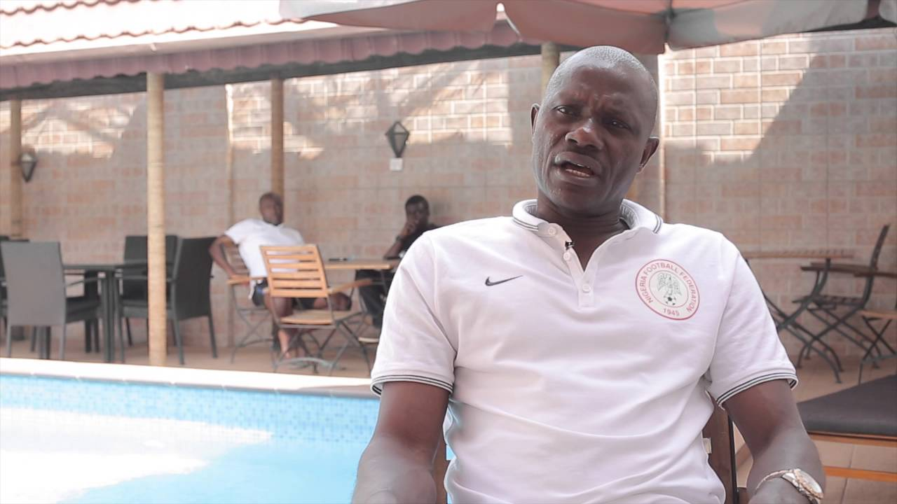 Alloy Agu: We'll always invite the best hands to Super Eagles