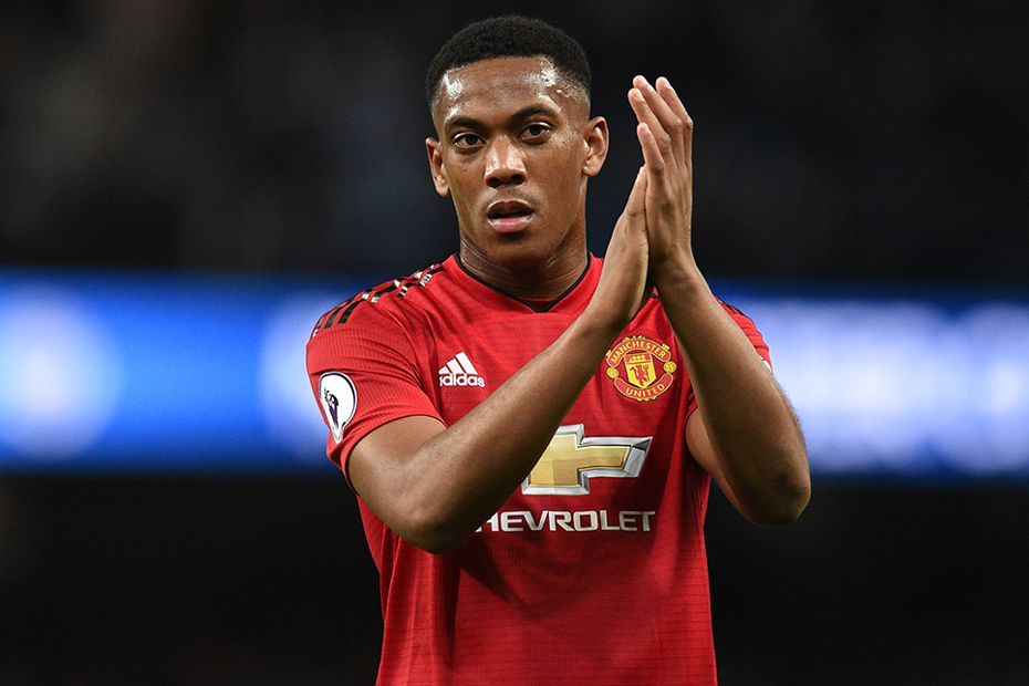 Anthony Martial 'agrees New 5-year Manchester United contract