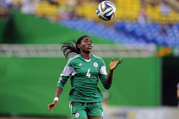 Barcelona move will put me in shape for the World Cup – Oshoala