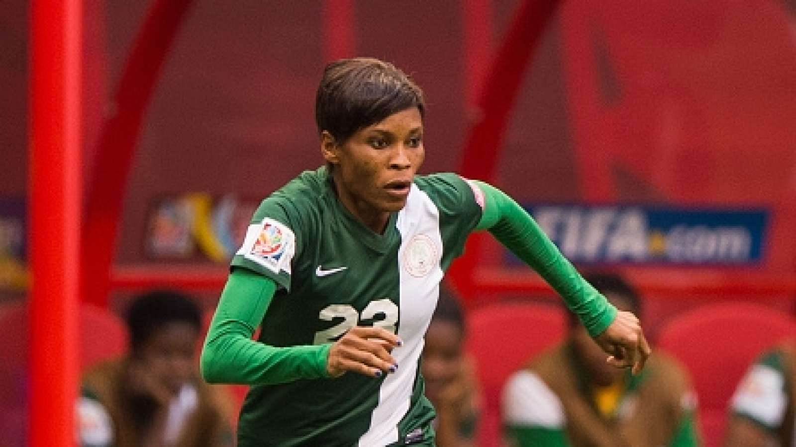 Super Falcons star Ngozi Ebere joins Norwegian club Arna Bjomar