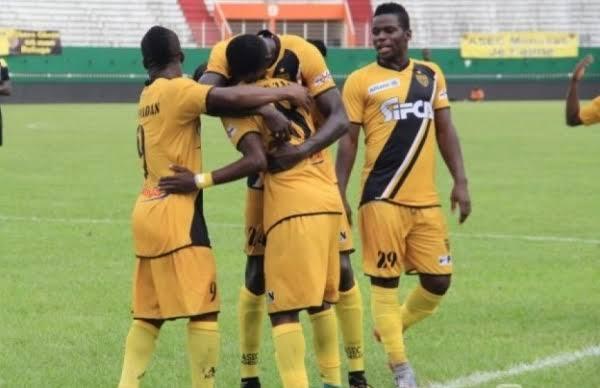 CAFCL: Lobi Stars humbled by ASEC Mimosa in Abidjan