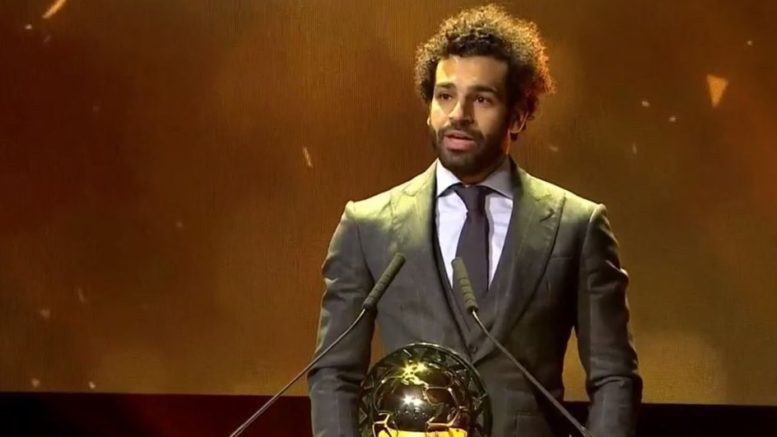 Winning  CAF POTY Award A Dream Come True – Mo Salah
