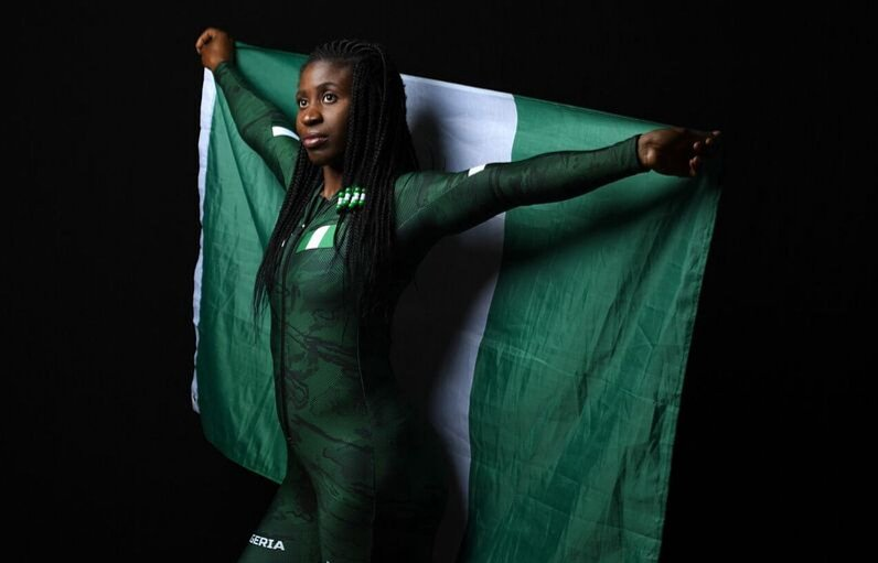 Simi Adeagbo debuts at Bobsleigh & Skeleton Federation International Cup
