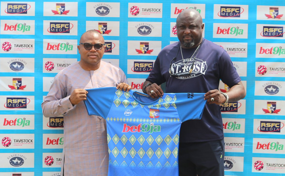 Remo Stars unveil Kennedy Boboye as their new Technical Adviser