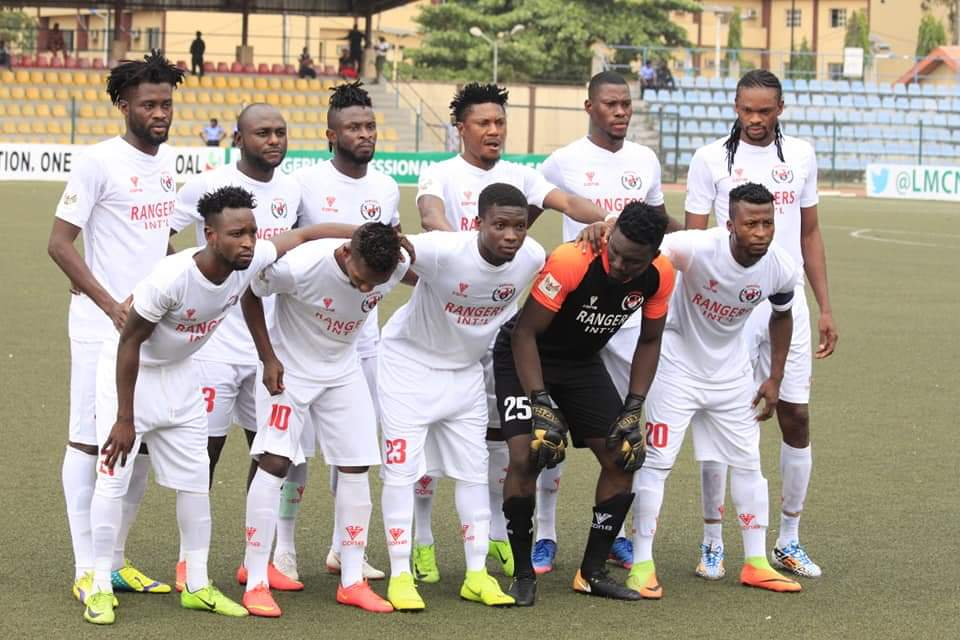 Unlucky Uchebo turns to God for goals as Rangers got roasted in Agege!