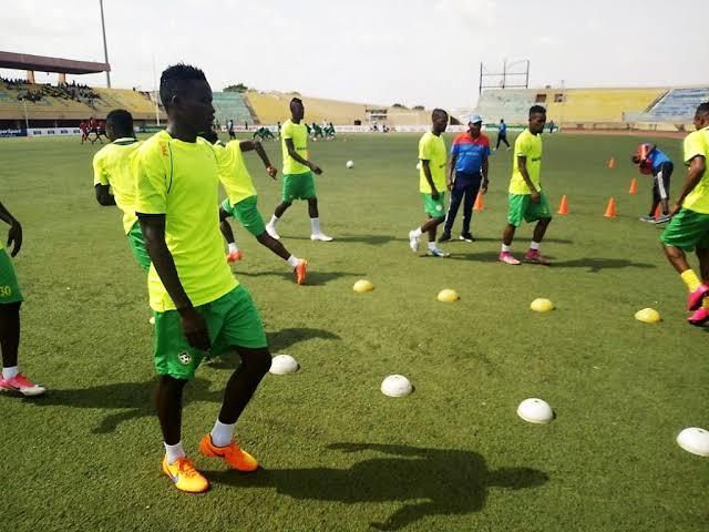 Kwara United's Tijani Adamu in trouble for breach of contract