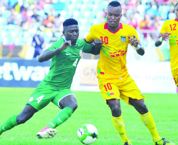 Aremu declares readiness for U-20 AFCON in Niger Republic