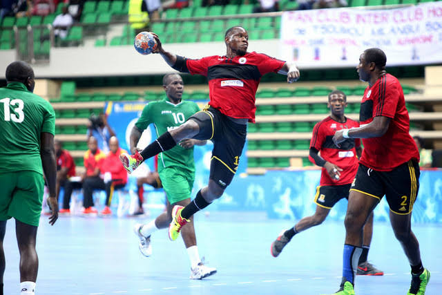 Nigeria's male handball team named 6th best in Africa