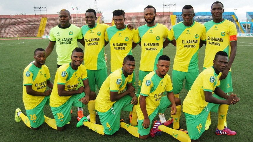 Kofarmata scores and sees red in El Kanemi win over Kano Pillars