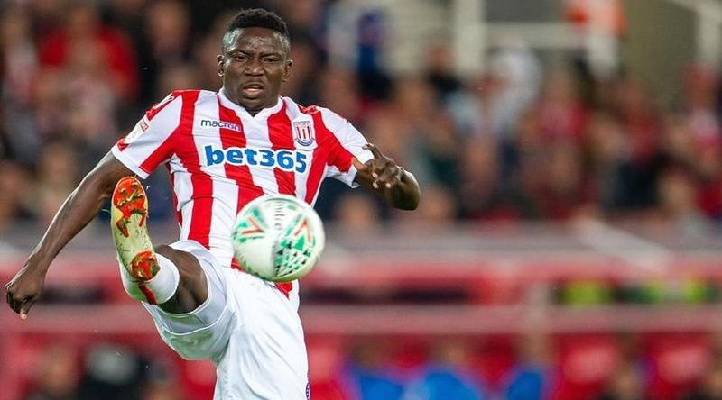 Etebo's Stoke City Manager has been fired
