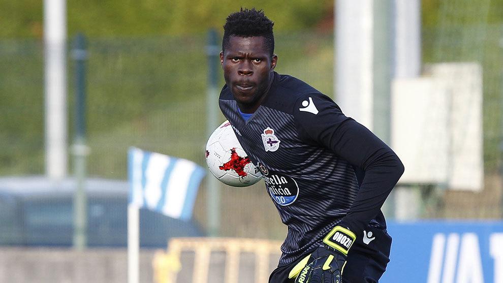 Deportivo La Coruna could recall Uzoho from Elche loan