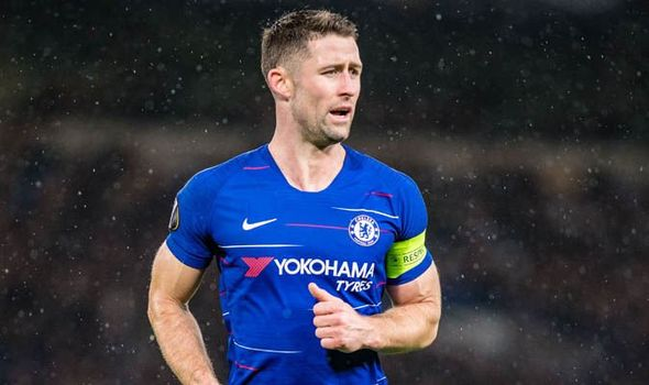 Arsenal interested in signing Chelsea Captain Gary Cahill?