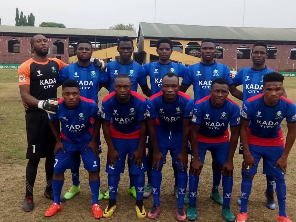 Adams Usman blames referee for Kada City loss to Abia Warriors