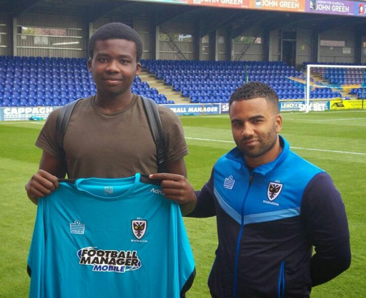 18-year-old Nigerian goalkeeper to sign first Pro contract for Barnsley