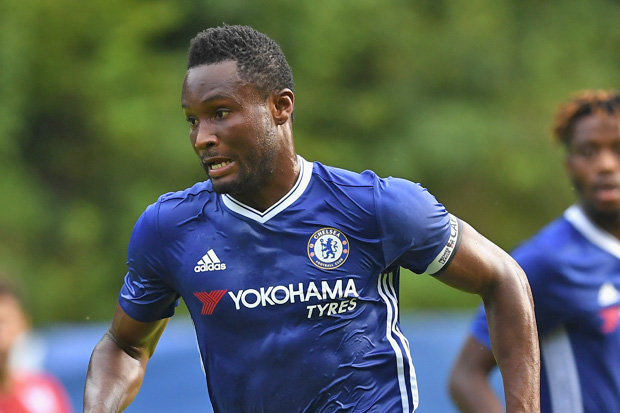 Mikel dismisses reports of Chelsea coaching role offer