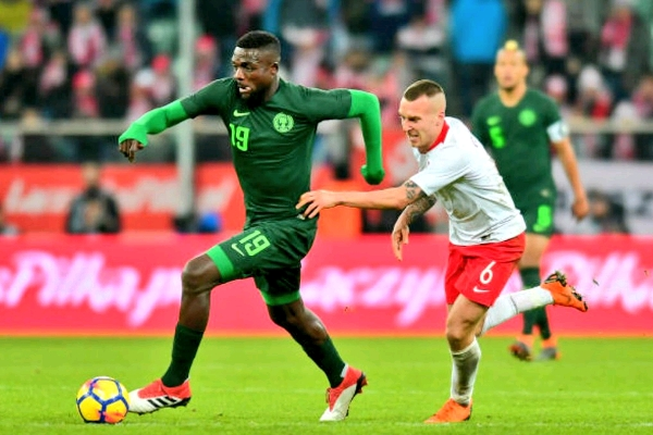 I can give up my salary to play with Ndidi – Ogu