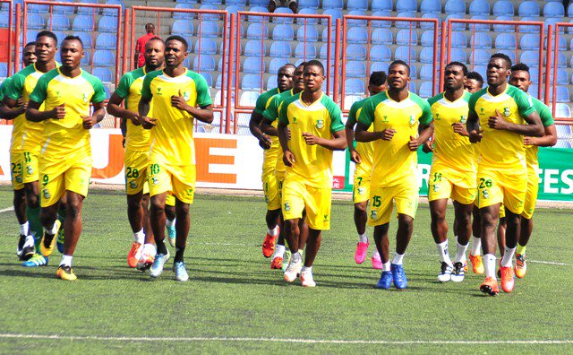 Kano Pillars Boss Ibrahim Musa pleads for fans' support