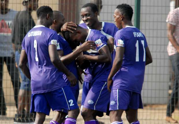 MFM FC striker Mejuobi says rushing to end the season won't be a problem