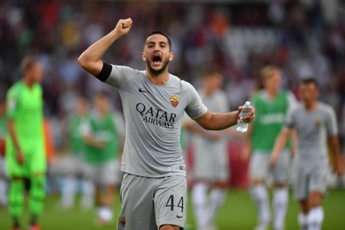 Manchester United 'set to trigger Roma defender Manolas release clause'