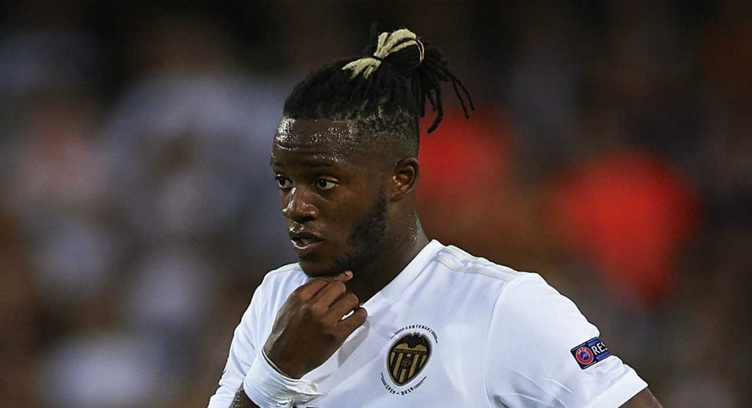 Michy Batshuayi has been sent back to Chelsea