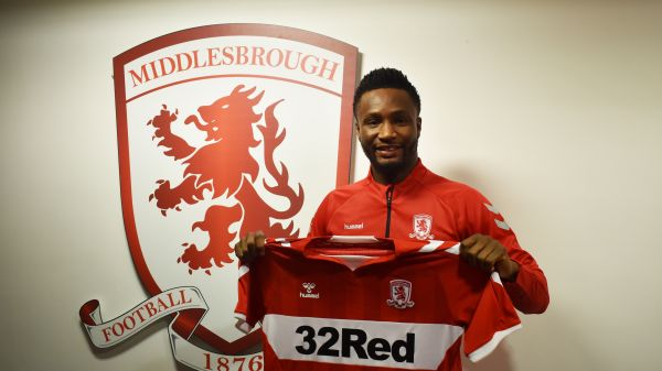 Mikel Obi expresses readiness for Boro's promotion battle