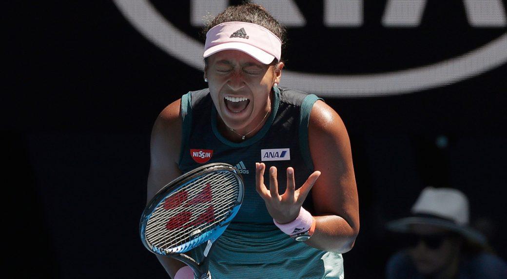 Naomi Osaka reaches Australian Open semis for first time