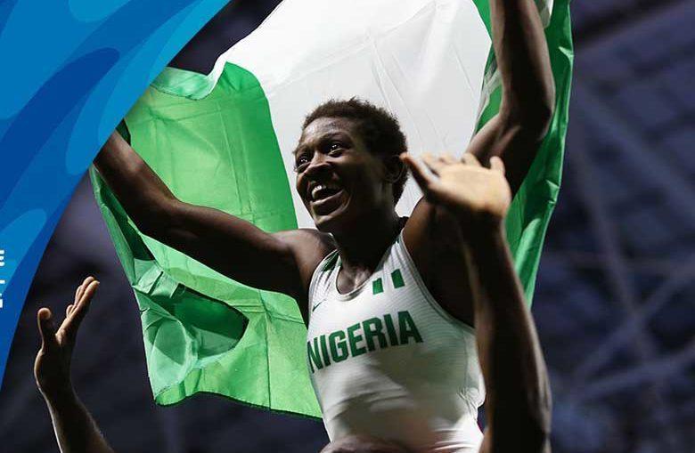 Wrestling star Adekuoroye hails Igali for hosting Champion of Champions
