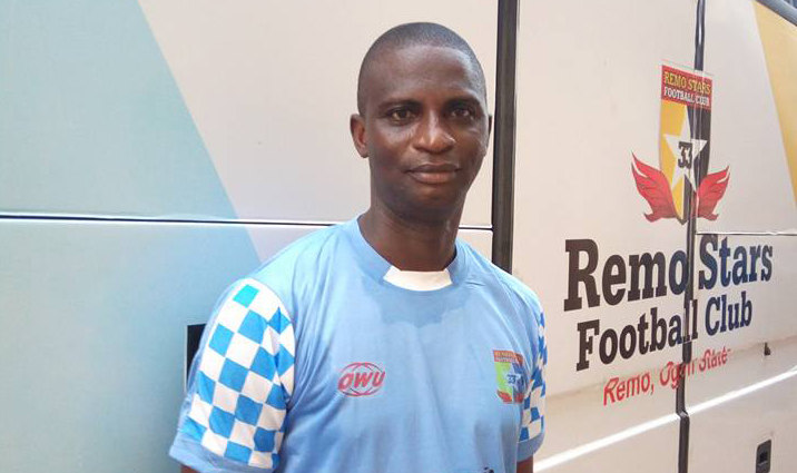 BREAKING! Fatai Osho resigns as Remo Stars Head Coach