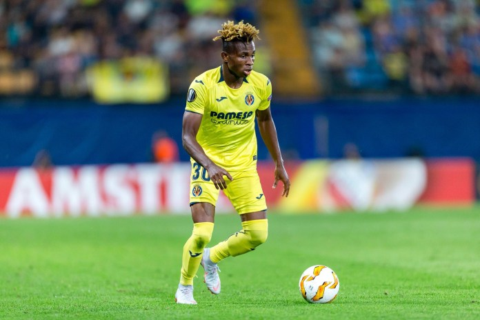 Nike rewards Chukwueze with a new four year deal - Latest Sports ... 6f77a9d62