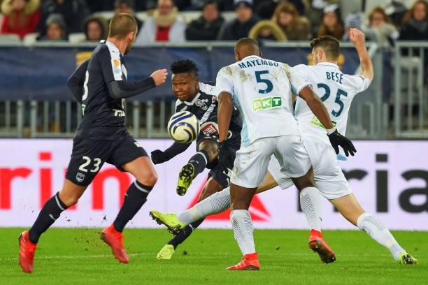 Samuel Kalu scores wonder goal in French League Cup [Video]