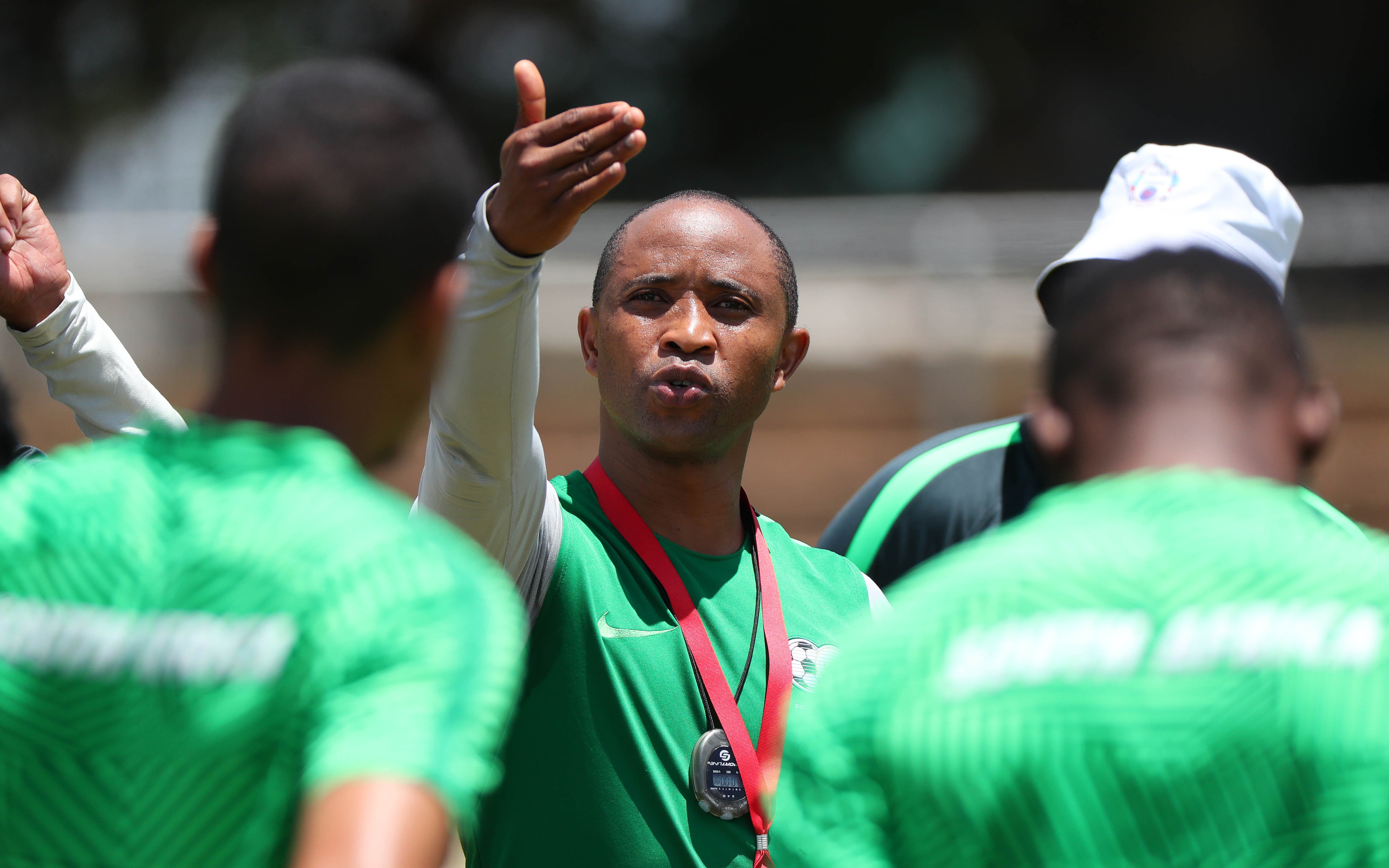 U20 AFCON: South Africa's Amajita opens camp