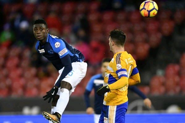 Stephen Odey effort not enough as FC Zürich bow 3-1 to St. Gallens
