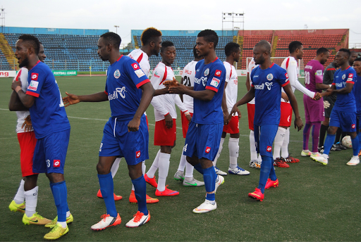 Niger Tornadoes and Rivers United share the spoils in Minna