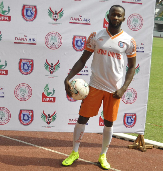 Mfon Udoh edging closer to Akwa United return