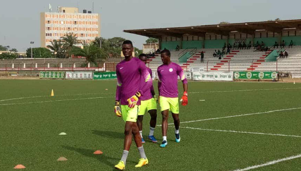 Europe is where the best Goalkeepers play – Wale Oremade