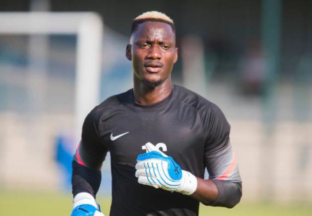 Dele Alampasu calm about National team return